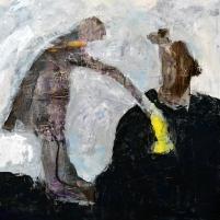 Mann og engel